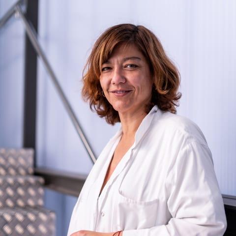 Lourdes Mateu - Metgessa, investigadora i coordinadora de la Unitat