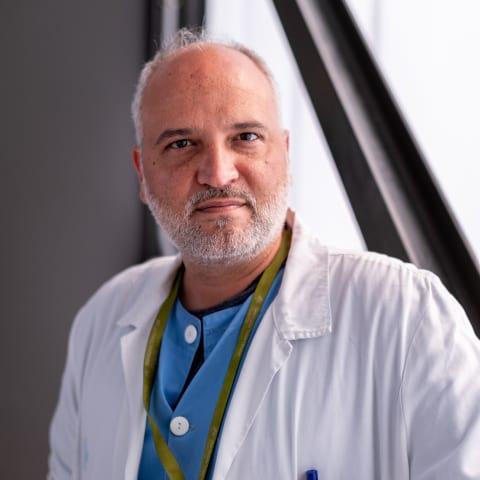 Raúl Rodríguez - Radiologia